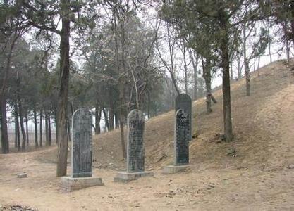 兰考张良墓风景